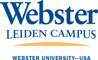 Webster University Leiden Logo