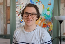 Student in the Spotlight: Marnix Francot